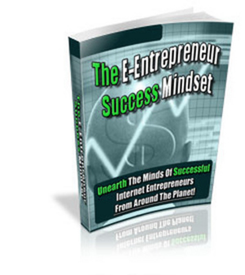 Product picture The real e-entrepreneur Success mindset book
