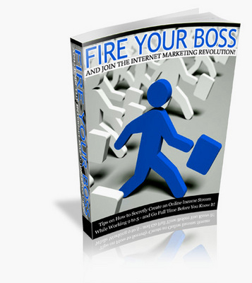 Product picture Fire your boss ebook